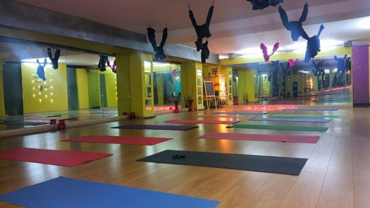 60Hr Aerial2Yoga Instructor TeacherTraining