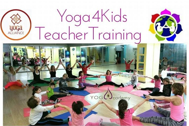 100Hr Yoga4Kids Teacher Training RCYT Yoga Alliance