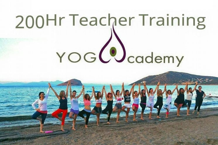 200Hr Yoga Teacher Training 200-RYT Yoga Alliance